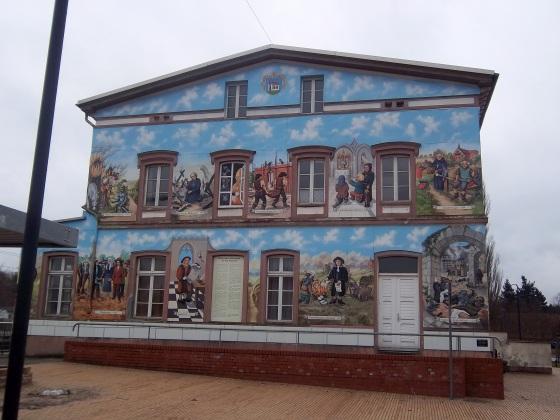 Bahnhof in Bad Wilsnack