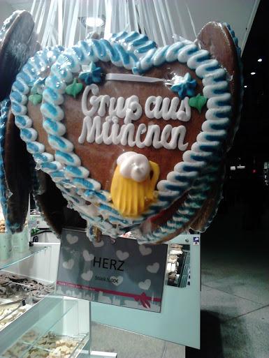 Gruß aus München