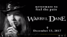 I collected some links on Warrel Dane