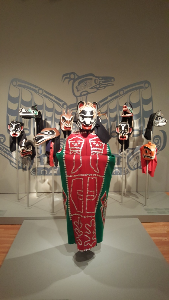 Native American Art at SAM, Seattle